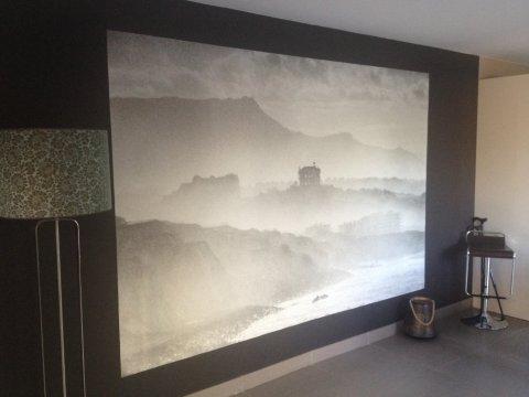OPENWALL, Gabrielle DUPLANTIER, référence Ilbaritz (2,70m x 1,80m)