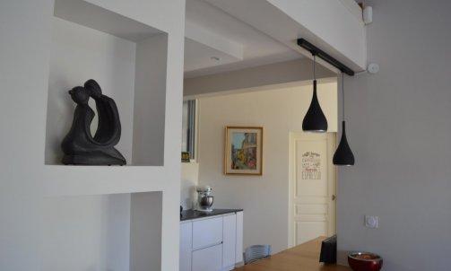 Extension maison individuelle Ouest Lyonnais