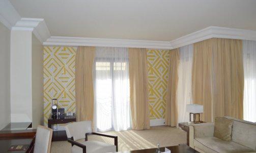 Décoration architecture intérieure hôtel Charbonnières-les-Bains